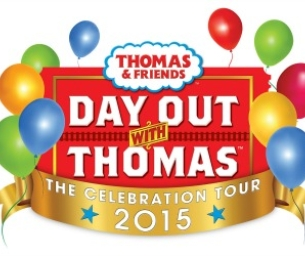 Day Out With Thomas®: The Celebration Tour 2015 in Baldwin City