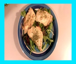 Melt In Your Mouth Ranch Chicken
