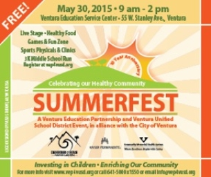 GET YOUR SUMMER STARTED EARLY AT SUMMERFEST ON SATURDAY
