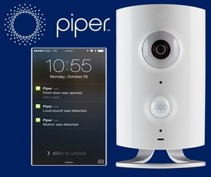 MACARONI KID REVIEWS THE HOME SECURITY SYSTEM PIPER NV