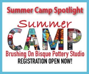 Summer Camp Spotlight: Summer Pottery & Art Camp
