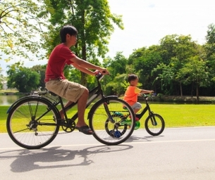 Ten+ Local Places for a Family Bike Ride