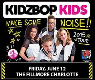 "KIDZ BOP ""Make Some Noise"" Tour ~ TICKET GIVEAWAY"