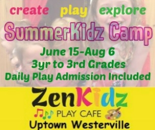 SummerKidz Summer Camp by ZenKidz Play Cafe, Westerville