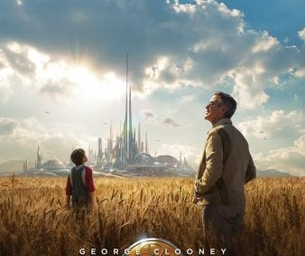 """Disney's """"Tomorrowland"""" is a Thrilling, Action-Packed Adventure"""