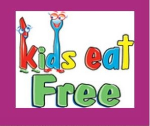 Eating Out Tonight? Look to Roanoke Kids Eat Free