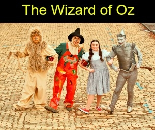 Giveaway: 4 Tickets to The Wizard of Oz