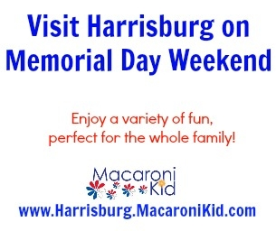 Family Friendly Ways to Enjoy Memorial Day Weekend in Harrisburg