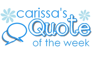 Quote of the Week-