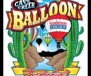 Cave Creek Balloon Festival - WIN tickets!