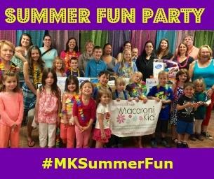Macaroni Kids Kicked-Off Summer at Timbuk Toys in Lakewood