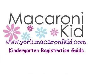 Kindergarten Registration Information - York, PA