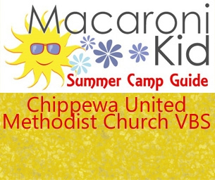 Chippewa United Methodist Church VBS