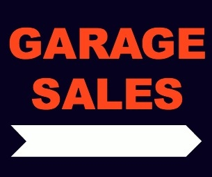 From Trash to Treasure: Upcoming Rummage and Townwide Garage Sales
