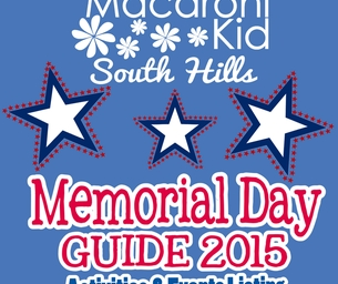 MEMORIAL DAY ACTIVITIES LISTING- SOUTH HILLS
