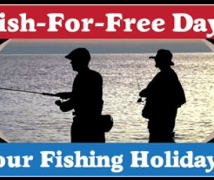 Pennsylvania Fish-For-Free Day - THIS Sunday, May 24th