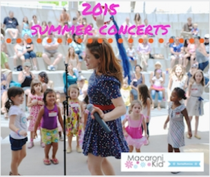 Summer Concerts Series 2015
