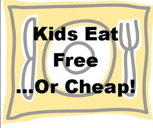 Kids Eat Free (or Cheap!) in Berks County!