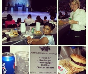 Disney On Ice: VIP Dining Review
