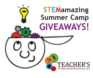 TWO STEMazing SUMMER CAMP GIVEAWAYS!