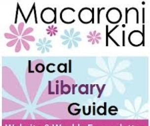 Macaroni Kid Dorchester's Kids Local Library Guide!