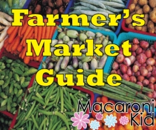 Macaroni Kid Dorchester's Kids Farmers Market Guide!