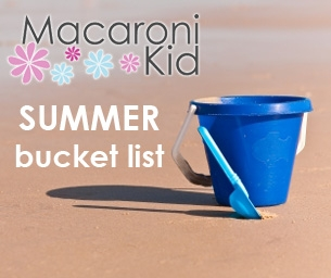 Macaroni Kid Dorchester's Kids Summer Bucket List!