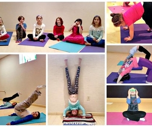 Kids Benefit From Yoga Too
