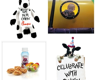 Win a B-day Party or Playdate at Chick-fil-A!