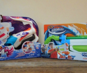 Have a Blast Getting Soaked This Summer with Hasbro Water Toys!
