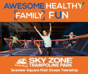 Sky Zone Trampoline Park~ Book Your Jump Time or Party Now!