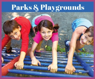 Parks and Playgrounds around Evergreen, Bailey & Conifer - 2015