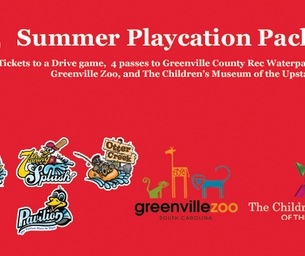 Take a Playcation on Monday, July 6th
