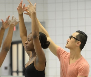 Dance Auditions - NORDC/NOBA Center for Dance Pre-Professional Program
