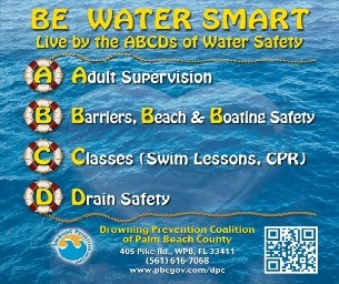 Be Smart: Live by the ABCDs of Water Safety!