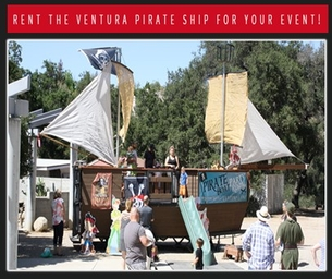 Host Your Pirate Party On a Pirate Ship