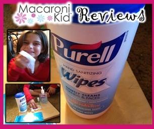 Mac Kid Reviews: Purell