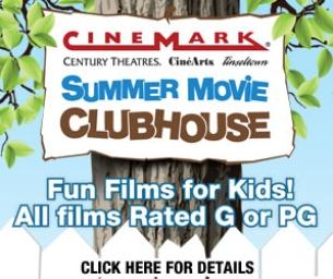 SUMMER MOVIE CLUBHOUSE SCHEDULE! $1 MOVIES