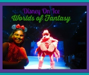 Disney on Ice: World's of Fantasy Review
