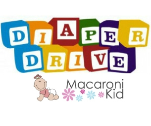 Macaroni Kid Hosts Collaborative, County-Wide Diaper Drive