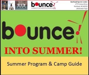Bounce Into Summer
