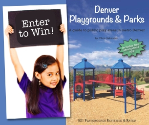 "Enter to Win a Copy of ""Denver Playgrounds & Parks"""