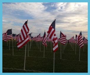 Memorial Day Ceremony Set for May 25th at Veterans Memorial Park