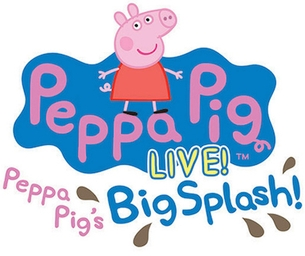 Peppa Pig is coming! And we will have giveaways .. keep watching :)