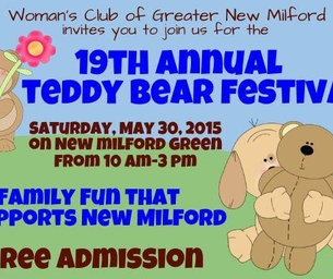 Teddy Bear Festival!