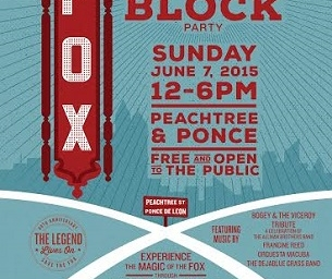 The Fox Theatre is Having a Block Party June 7th & You're Invited!