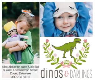 Dinos and Darlings
