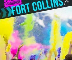 Color Vibe 5K Race full of COLOR! $4.00 off registration