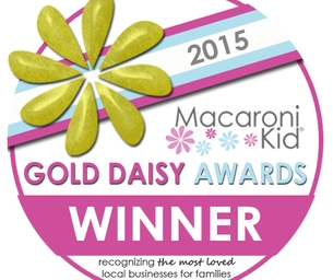 WINNERS! 2015 GOLD DAISY AWARDS