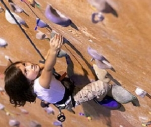 """Calling """"Strong, Smart, and Bold"""" Girls to Climb for a Good Cause"""
